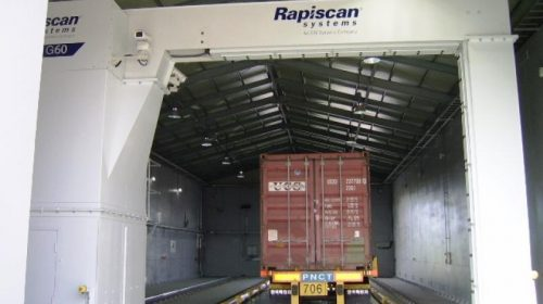 Rapiscan Eagle: Rail Gantry G60