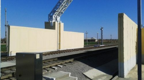 Rapiscan Eagle: Rail Scanner R60